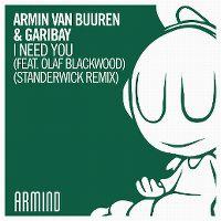 Cover Armin van Buuren & Garibay feat. Olaf Blackwood - I Need You