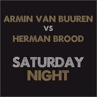 Cover Armin van Buuren vs. Herman Brood - Saturday Night