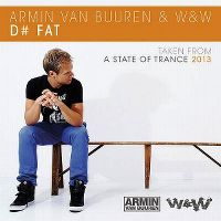 Cover Armin van Buuren & W&W - D# Fat