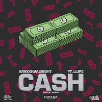 Cover Armoowasright feat. Lijpe - Cash