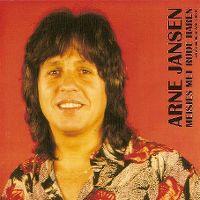 Cover Arne Jansen - Meisjes met rode haren