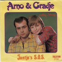 Cover Arno & Gradje - Jantje's S.O.S.