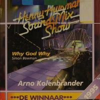 Cover Arno Kolenbrander - Why God Why