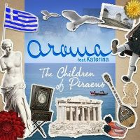 Cover Aroma feat. Katerina - The Children Of Piraeus