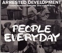 Cover Arrested Development - People Everyday