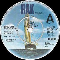 Cover Arrows - I Love Rock 'N Roll