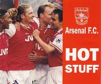 Cover Arsenal F.C. - Hot Stuff