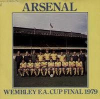 Cover Arsenal F.C. 1979 - Super Arsenal F.C.