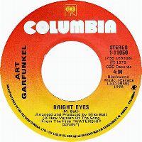 Cover Art Garfunkel - Bright Eyes