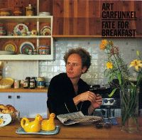 Cover Art Garfunkel - Fate For Breakfast