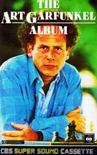 Cover Art Garfunkel - The Art Garfunkel Album