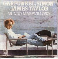 Cover Art Garfunkel, James Taylor, Paul Simon - (What A) Wonderful World