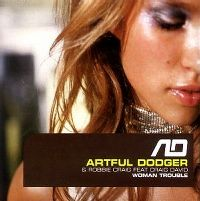 Cover Artful Dodger & Robbie Craig feat. Craig David - Woman Trouble