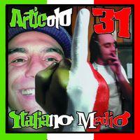 Cover Articolo 31 - Italiano medio