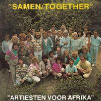 Cover Artiesten Voor Afrika - Samen