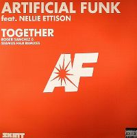 Cover Artificial Funk feat. Nellie Ettison - Together