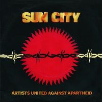 Cover Artists United Against Apartheid - Sun City
