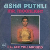 Cover Asha Puthli - Mr. Moonlight
