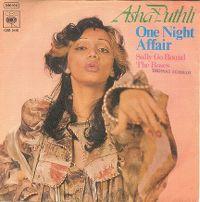 Cover Asha Puthli - One Night Affair