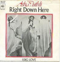 Cover Asha Puthli - Right Down Here