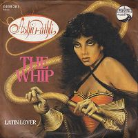 Cover Asha Puthli - The Whip
