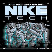 Cover Ashafar feat. Mula B, Josylvio, 3robi & JoeyAK - Nike Tech