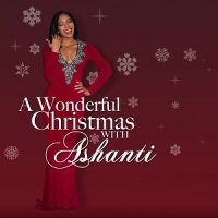 Cover Ashanti - A Wonderful Christmas With Ashanti