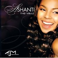 Cover Ashanti - The Vault