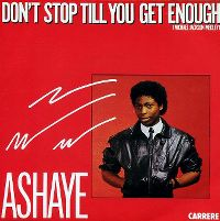 Cover Ashaye - Don't Stop Till You Get Enough (Michael Jackson Medley)
