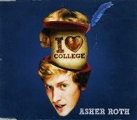 Cover Asher Roth - I Love College