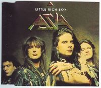 Cover Asia - Little Rich Boy