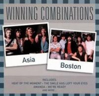 Cover Asia / Boston - Winning Combinations
