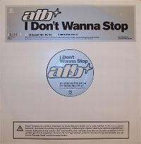 Cover atb - I Don't Wanna Stop