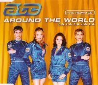 Cover ATC - Around The World (La La La La La)