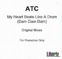 Cover ATC - My Heart Beats Like A Drum (Dam Dam Dam)