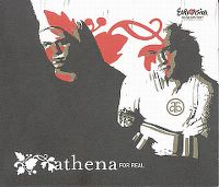 Cover Athena - For Real