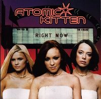 Cover Atomic Kitten - Right Now