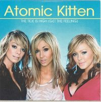 Cover Atomic Kitten - The Tide Is High (Get The Feeling)