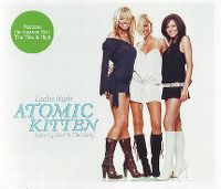 Cover Atomic Kitten feat. Kool & The Gang - Ladies Night