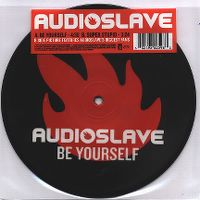 Cover Audioslave - Be Yourself