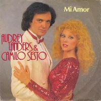 Cover Audrey Landers & Camilo Sesto - Mi amor