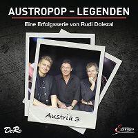 Cover Austria 3 - Austropop-Legenden