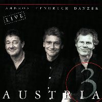 Cover Austria 3 - Live