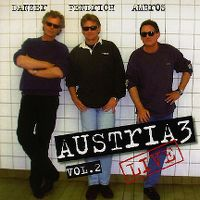 Cover Austria 3 - Live Vol. 2