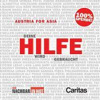Cover Austria For Asia - Deine Hilfe wird gebraucht