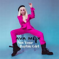 Cover Ava Max - Not Your Barbie Girl