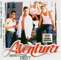 Cover Aventura - Generation Next