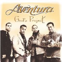 Cover Aventura - God's Project