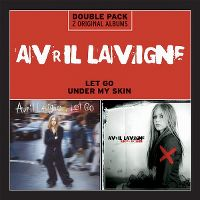 Cover Avril Lavigne - 2CD: Let Go / Under My Skin