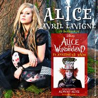 Cover Avril Lavigne - Alice